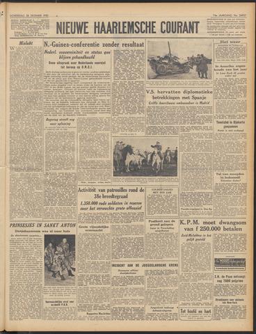 Nieuwe Haarlemsche Courant 1950-12-28