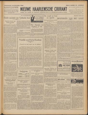 Nieuwe Haarlemsche Courant 1940-12-22