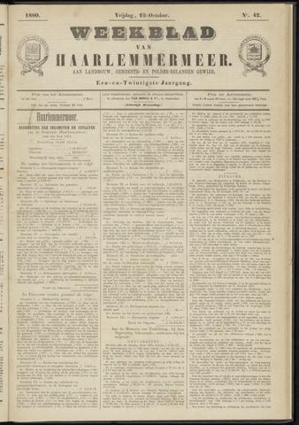 Weekblad van Haarlemmermeer 1880-10-15