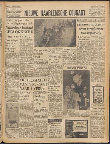 Nieuwe Haarlemsche Courant 1964-03-05