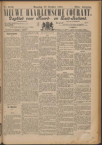 Nieuwe Haarlemsche Courant 1905-10-23