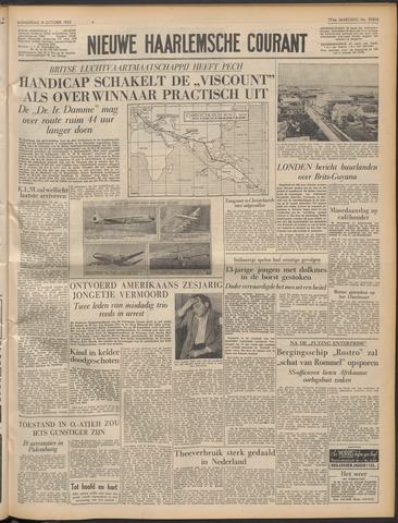 Nieuwe Haarlemsche Courant 1953-10-08
