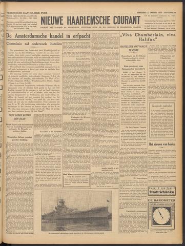 Nieuwe Haarlemsche Courant 1939-01-12