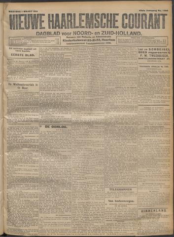 Nieuwe Haarlemsche Courant 1915-03-01