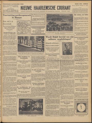 Nieuwe Haarlemsche Courant 1937-04-09