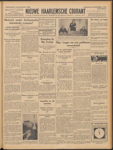 Nieuwe Haarlemsche Courant 1935-11-24