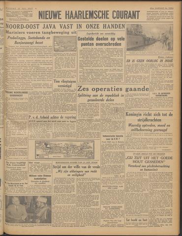 Nieuwe Haarlemsche Courant 1947-07-22