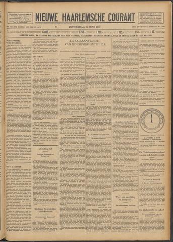 Nieuwe Haarlemsche Courant 1930-06-26