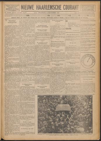Nieuwe Haarlemsche Courant 1929-09-16