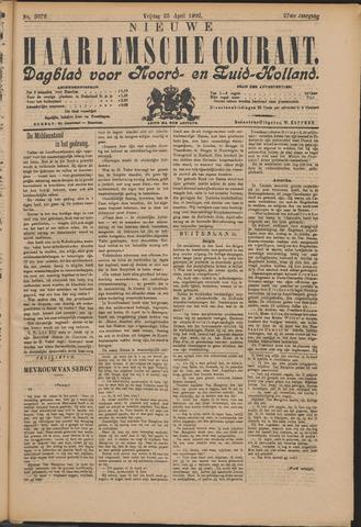 Nieuwe Haarlemsche Courant 1902-04-25