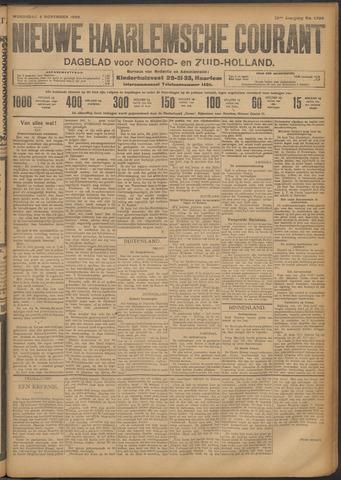 Nieuwe Haarlemsche Courant 1908-11-04