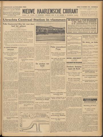 Nieuwe Haarlemsche Courant 1938-12-18