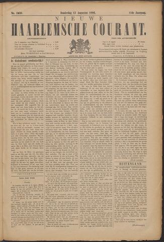 Nieuwe Haarlemsche Courant 1886-08-12