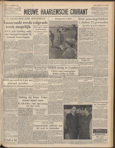 Nieuwe Haarlemsche Courant 1954-09-17