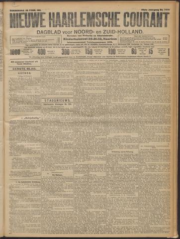 Nieuwe Haarlemsche Courant 1911-02-23