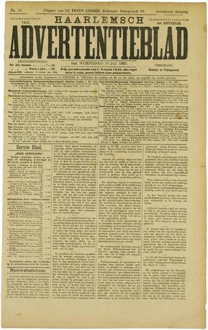 Haarlemsch Advertentieblad 1895-07-10