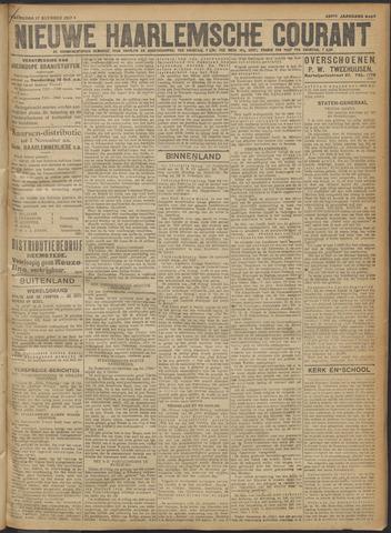 Nieuwe Haarlemsche Courant 1917-10-17
