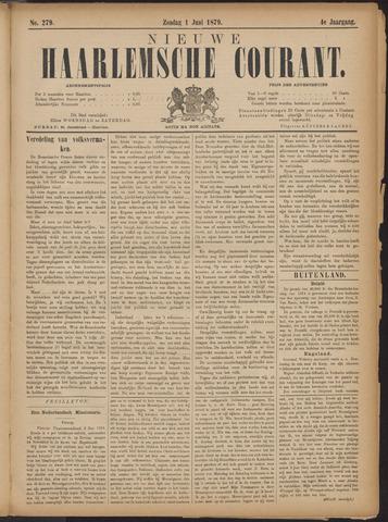 Nieuwe Haarlemsche Courant 1879-06-01