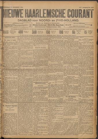 Nieuwe Haarlemsche Courant 1908-12-30