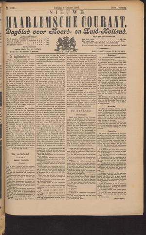 Nieuwe Haarlemsche Courant 1901-10-08