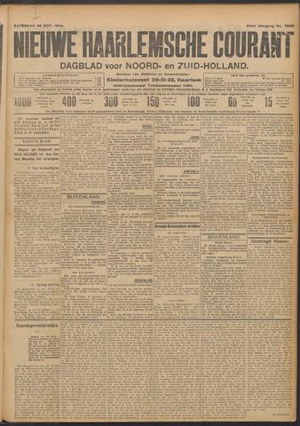 Nieuwe Haarlemsche Courant 1909-10-30