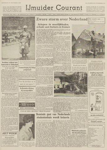 IJmuider Courant 1959-10-27