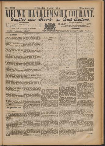 Nieuwe Haarlemsche Courant 1905-07-05
