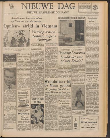 Nieuwe Haarlemsche Courant 1965-12-27