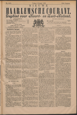 Nieuwe Haarlemsche Courant 1900-02-02