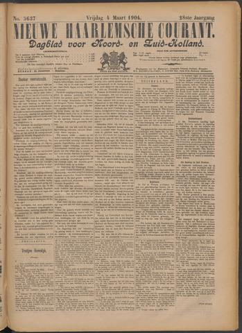 Nieuwe Haarlemsche Courant 1904-03-04