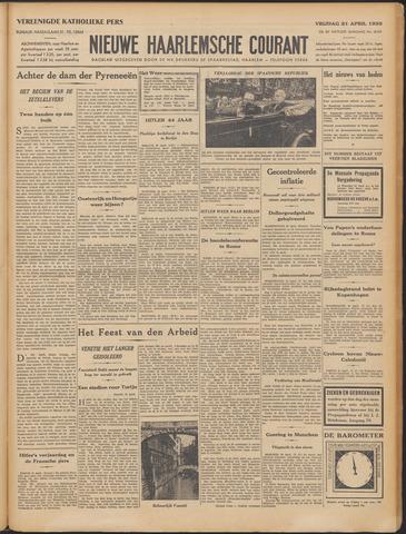 Nieuwe Haarlemsche Courant 1933-04-21