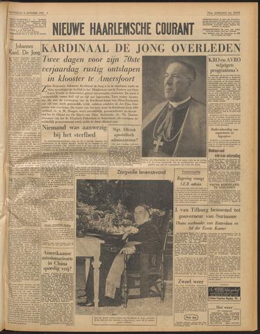 Nieuwe Haarlemsche Courant 1955-09-08