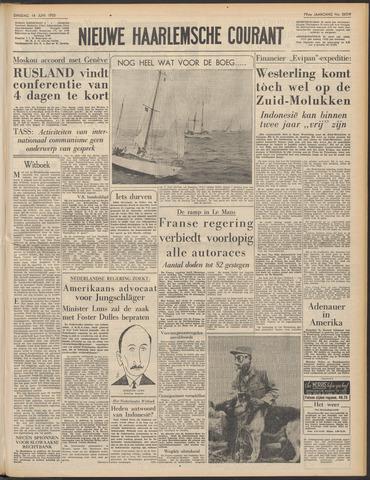 Nieuwe Haarlemsche Courant 1955-06-14