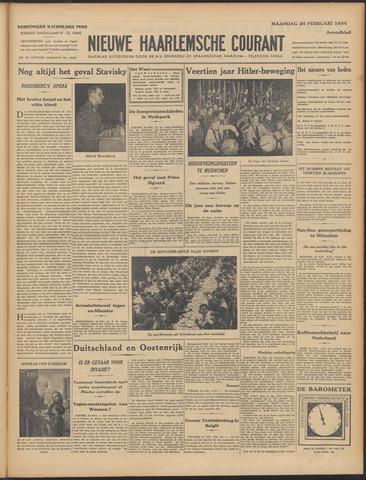Nieuwe Haarlemsche Courant 1934-02-26