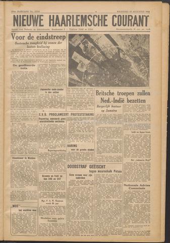 Nieuwe Haarlemsche Courant 1945-08-13