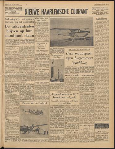 Nieuwe Haarlemsche Courant 1956-03-06