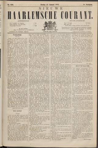 Nieuwe Haarlemsche Courant 1883-01-21