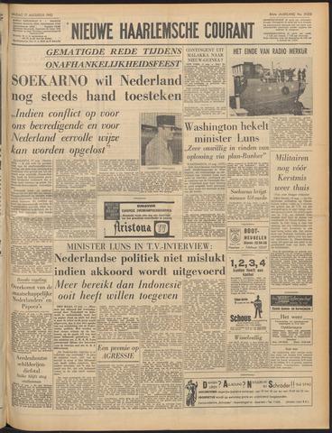 Nieuwe Haarlemsche Courant 1962-08-17
