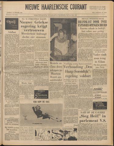 Nieuwe Haarlemsche Courant 1965-09-25