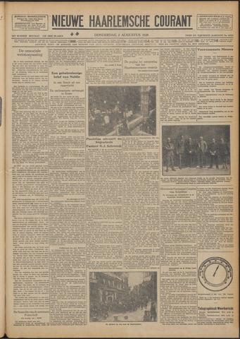 Nieuwe Haarlemsche Courant 1928-08-02