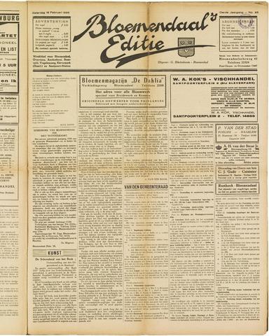 Bloemendaal's Editie 1928-02-18
