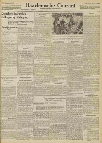 Haarlemsche Courant 1942-08-25