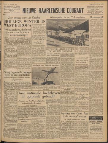 Nieuwe Haarlemsche Courant 1955-01-14