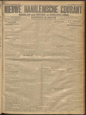 Nieuwe Haarlemsche Courant 1916-09-08
