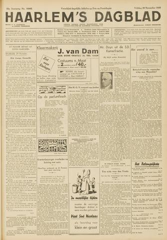 Haarlem's Dagblad 1935-11-29