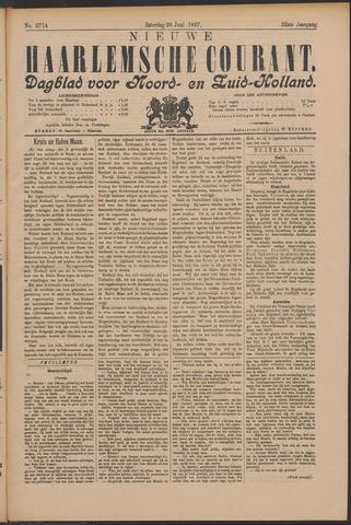 Nieuwe Haarlemsche Courant 1897-06-26