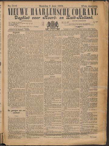 Nieuwe Haarlemsche Courant 1902-06-09