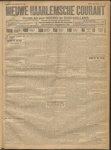 Nieuwe Haarlemsche Courant 1911-08-29