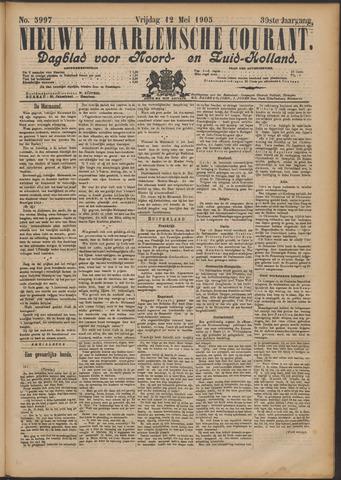 Nieuwe Haarlemsche Courant 1905-05-12