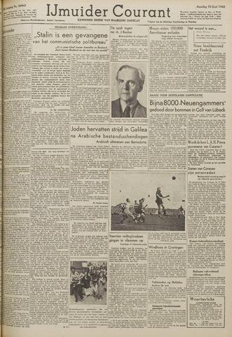 IJmuider Courant 1948-06-14